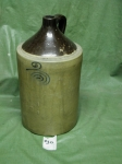 Stoneware Jug With Handle Three Gallon ck30