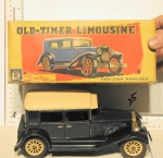Old timerlimousine  u/box