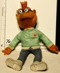 "Muppet show doll ""SCOOTER"" 1976-78"